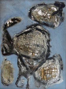 BEAUTY QUEEN, 2019. 120 x 90 cm, acryllic paint on canvas